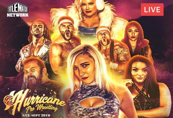 Hurricane Pro Wrestling 9.26.20 Livestream 1200x675 JPG Network - Taya Valkyrie, Deonna Purrazzo, Heather Monroe