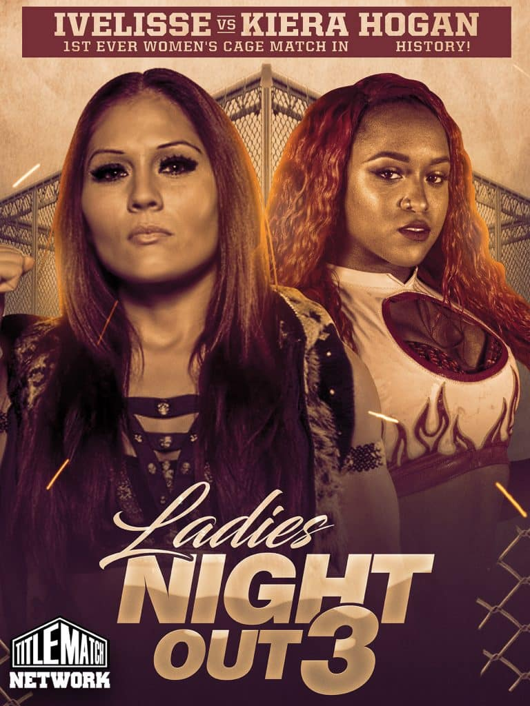Ladies Night Out 3 18x24