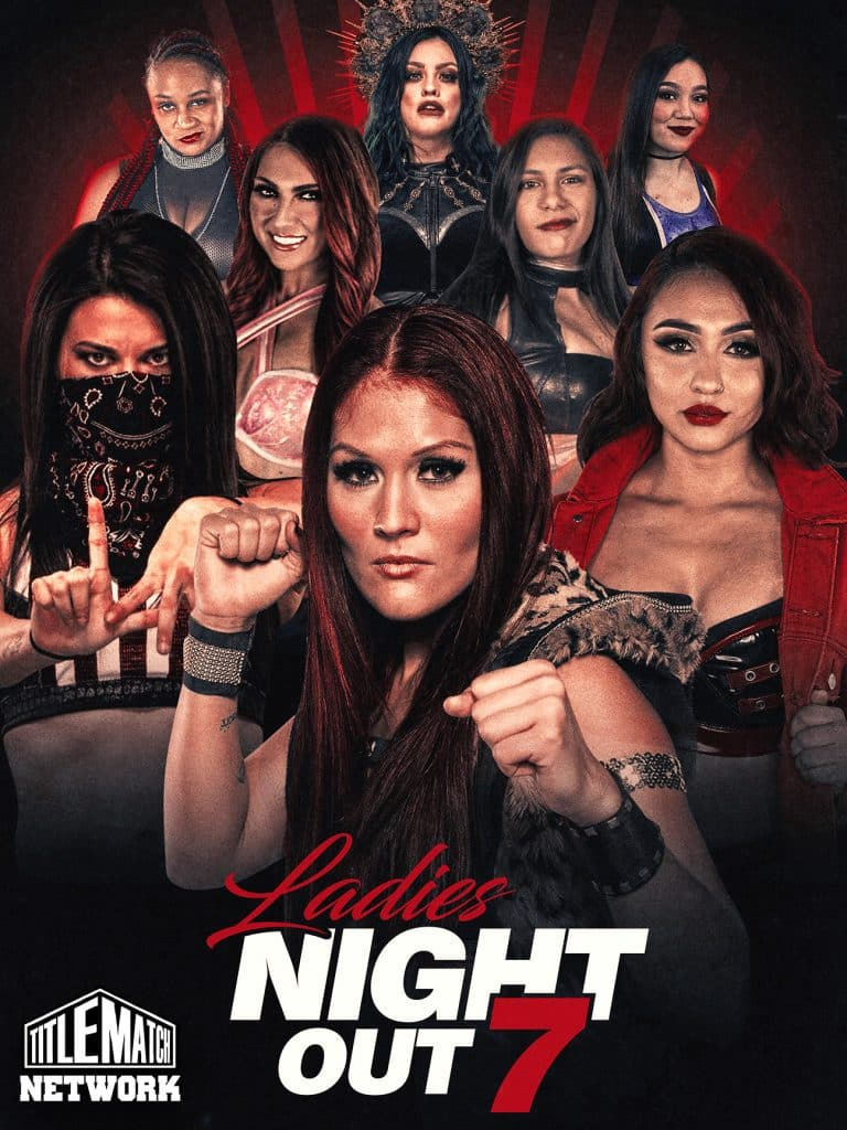 Ladies Night Out 7 18x24