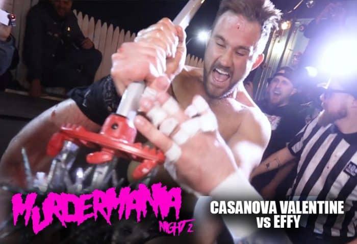 MurderMania 2 - Effy vs Valentine