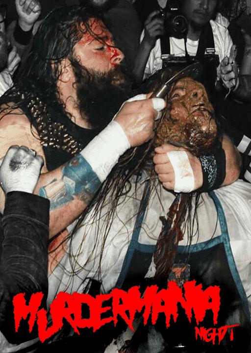 Casanova Valentine vs FMW Leather – MurderMania 1