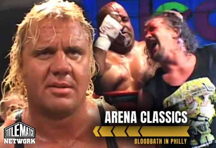 3PW ECW Arena Classics Bloodbath in Philly JPG 1200x675 Title Match Network