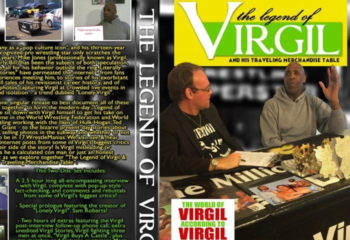 Legend of Virgil Documentary 1200x675 Joe Dombrowski - Title Match Network