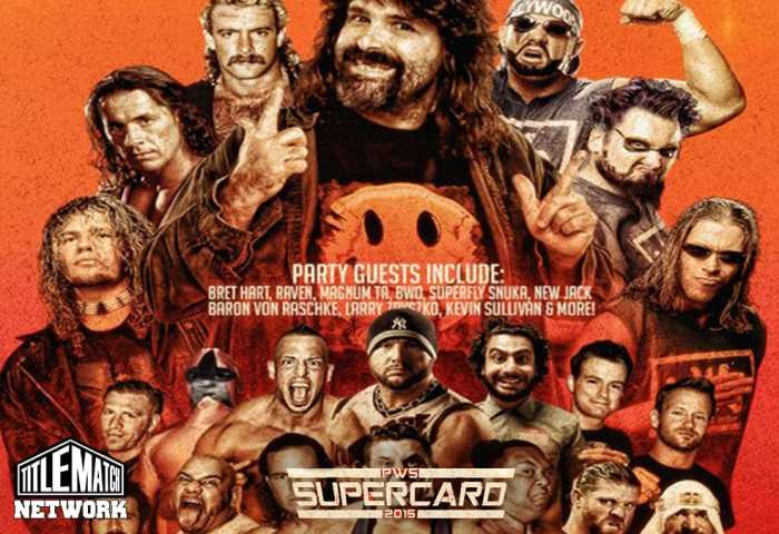 Supercard 2015 Pro Wrestling Syndicate JPG 1200x675 Title Match Network New FS