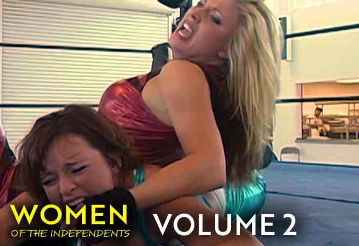 Women of the Independents Wrestling Vol 2 JPG 1200x675 Title Match Network New