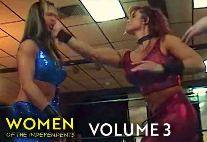 Women of the Independents Wrestling Vol 3 JPG 1200x675 Title Match Network New1