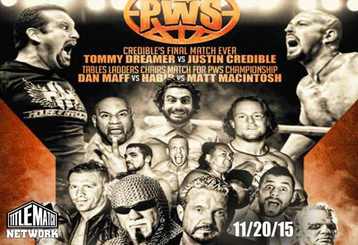 Wrestlebowl 2015 Pro Wrestling Syndicate JPG 1200x675 Title Match Network FS with text