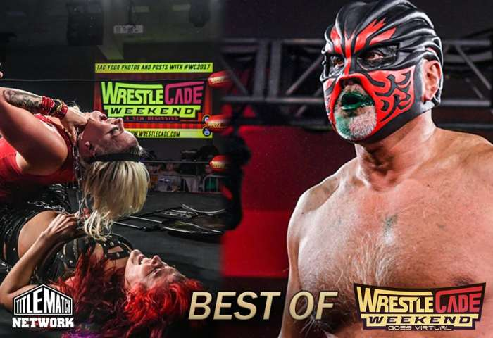 Best of Wrestlecade Supershow 1200x675 Women's Wrestling - Title Match Network YT