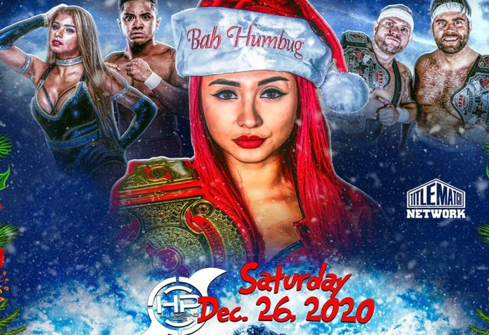 Hurricane Pro Glory and Pain Livestream 12.26.20 Graphic 1200x675 Title Match Network