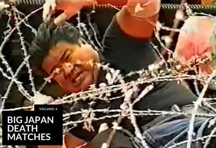 Big Japan Death Matches Vol 4 JPG 1200x675 Title Match Network