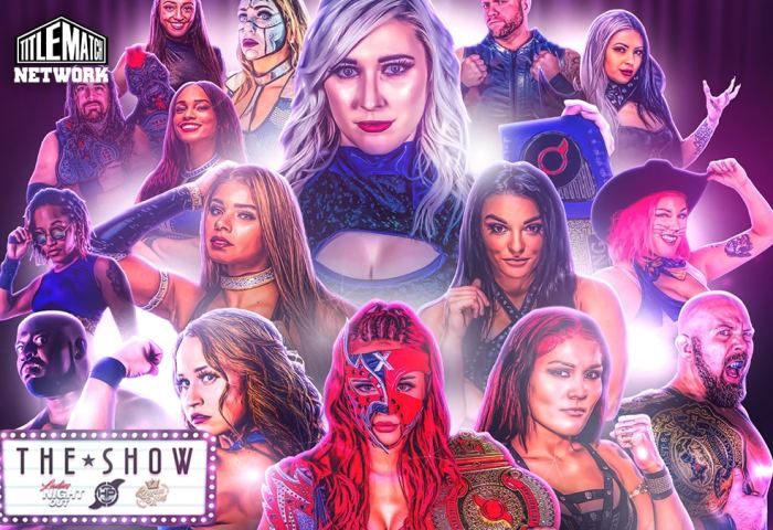 Ladies Night Out The Show 2.27.21 The Show Poster 1200x675 Title Match Network New