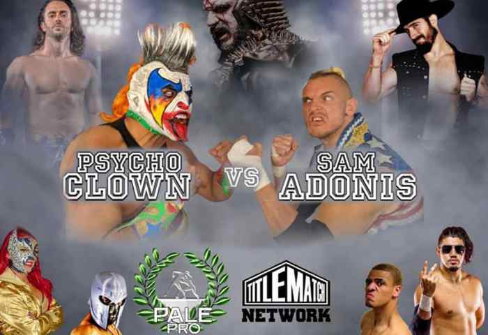 Pale Pro Wrestling 2.12.21 Poster 1200x675 Title Match Network New