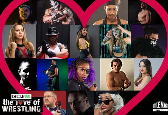 GCW The Love of Wrestling III 1200x675 3.13.21 Title Match Network New