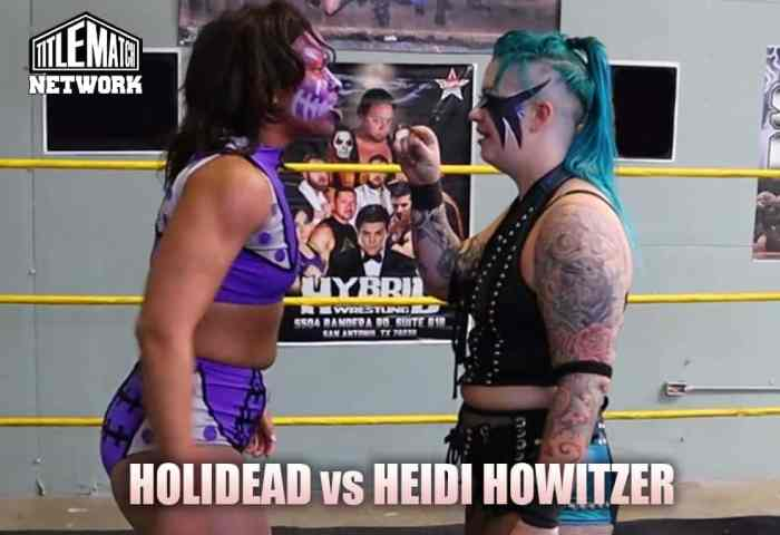 Holidead vs Heidi Howitzer Customs Mission Pro Wrestling JPG 1200x675