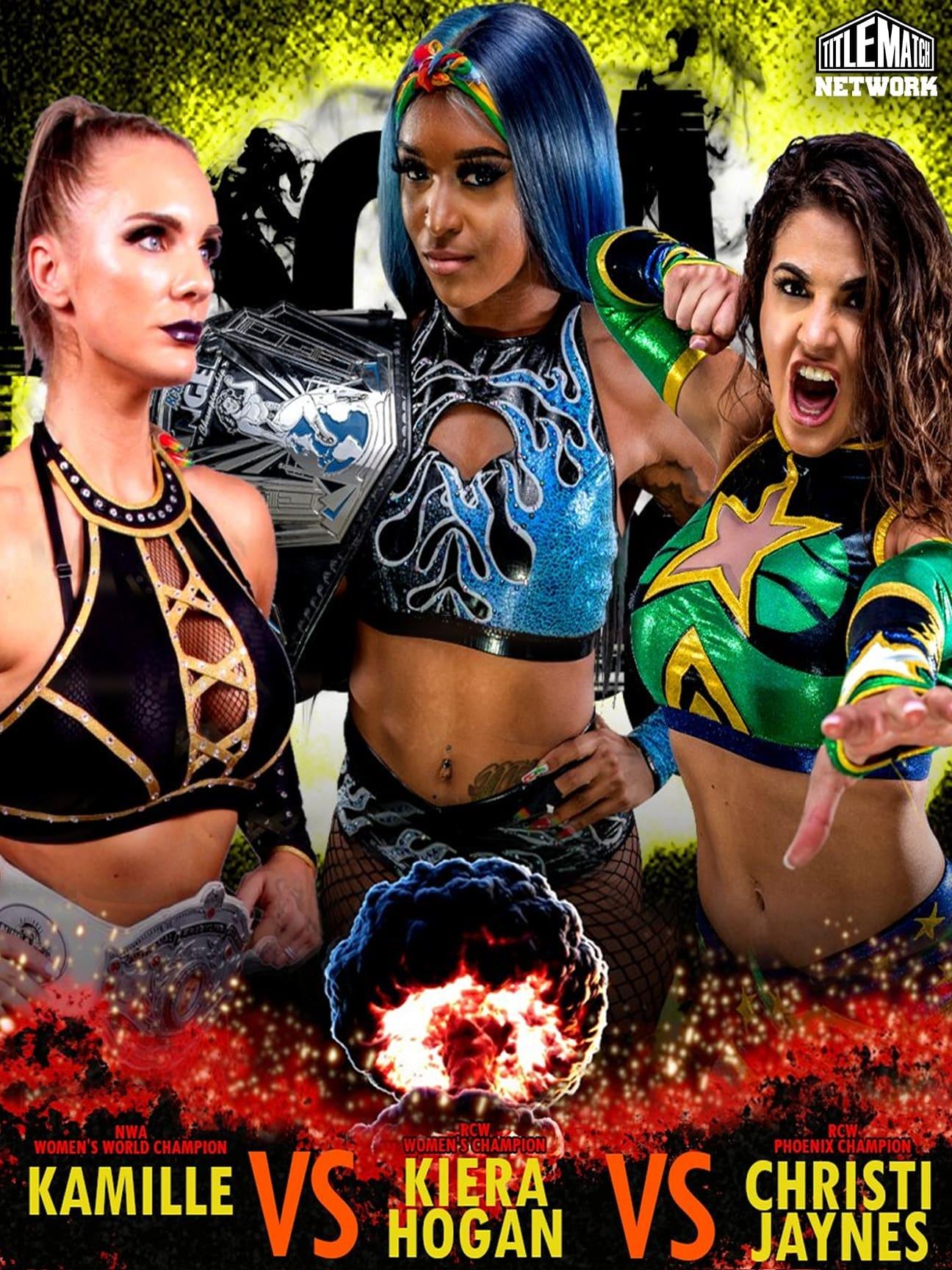 River City Wrestling – Boom Boom